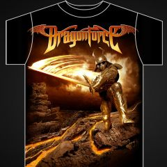 Dragonforce – Shirt Designs