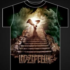 Led Zeppelin – Shirt Designs