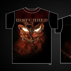 Disturbed – Shirt Design