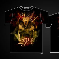 Lamb of God – Shirt Design