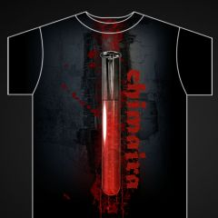Chimaira – Test Tube Shirt Design