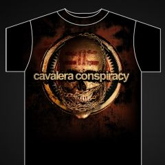 Cavalera Conspiracy – Shirt Design